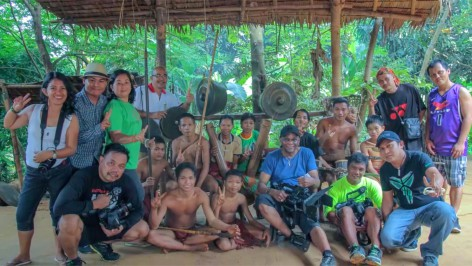GTG's WILL HARPER AND PALAWAN TRIBE